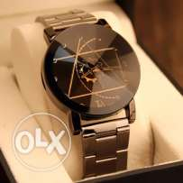 Fashion New Womens Mens Stainless