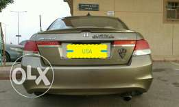 Honda accord model 2008