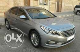 Hyundai sonata 2016 perfect condition 11000km only