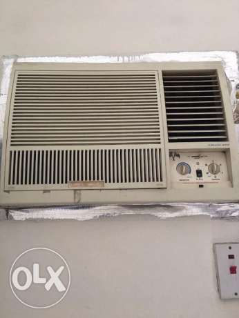 3 Good Condition Window AC's for Sale