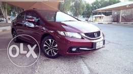 honda civic 2015 full option for sale