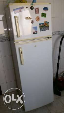 Nika fridge & freezer