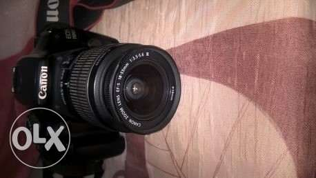 for sale canon d 1100 professional camera excellent working (rarely us
