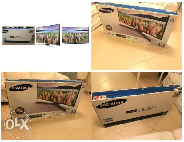 NEW - Samsung 43 inch full HD TV - never opened الرياض -  2