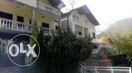 Three houses for sale