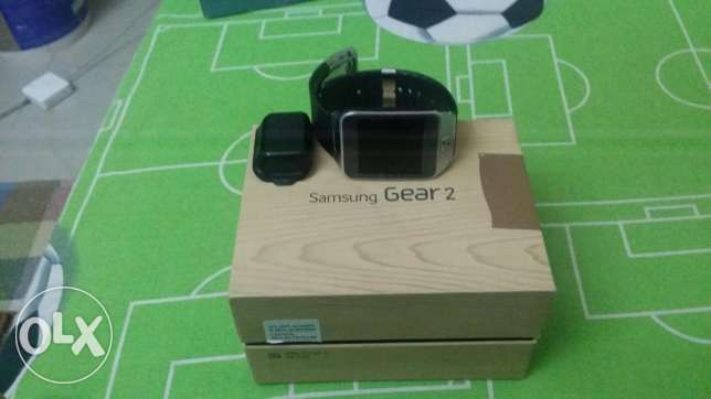 Samsung Gear 2 with camera..