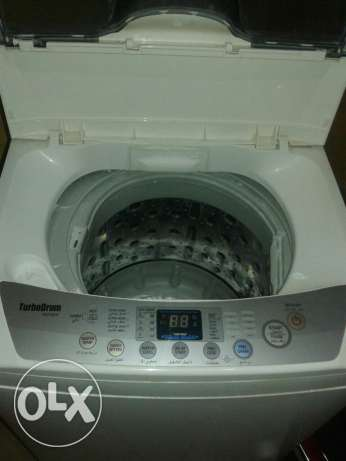 Automatically washing machine good used