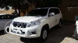58,000 SAR, Toyota Land Cruiser Prado, 2012, installment continuation