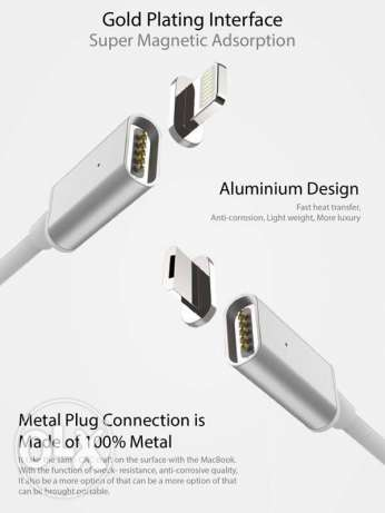 Magnetic Data Cable- IPHONE (FREE DELIVERY)