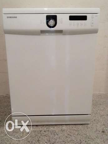 Samsung Dish Washer only 2 months used at throw away price