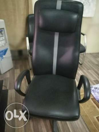 Office chair set for sale