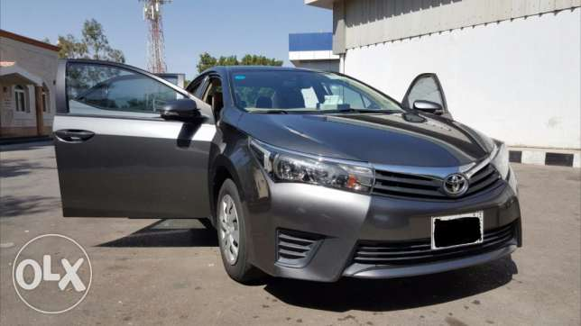 Toyota corolla 2015 model. In very good condition.well maintained. الجبيل -  7