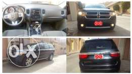 2013 Dodge Durango in mint condition