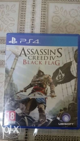 Assassin's creed IV Back Flag ps4