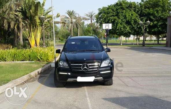 Mercedes-Benz GL 450 4MATIC ((Grand Edition)) in 2012