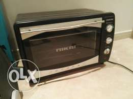 Electrical oven for Dale