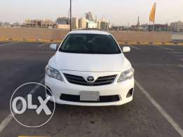 Toyota Corolla 2013 Automatic, 41000 KM Well maintained, lightly used