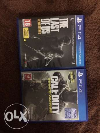 Ps4 games for exchange