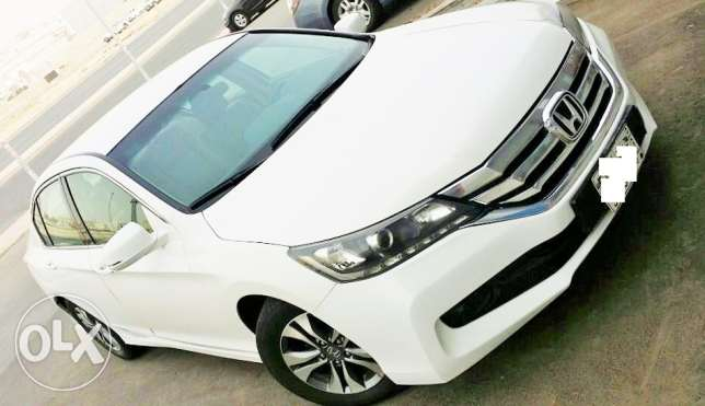 Honda Accord 2015 in good condition for urgent sale