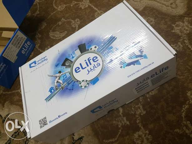 Mobily elife router 7