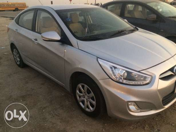 Accent 2014 automatic