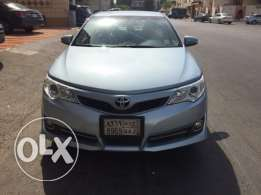 Camry GLX 2012 with 57,500 KM for sale