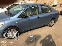 Yaris 2012 model :good condition