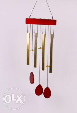 Wood metal Wind Chimes