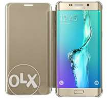 S6 edge plus golden cover