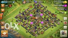 Clash of clans RUSH