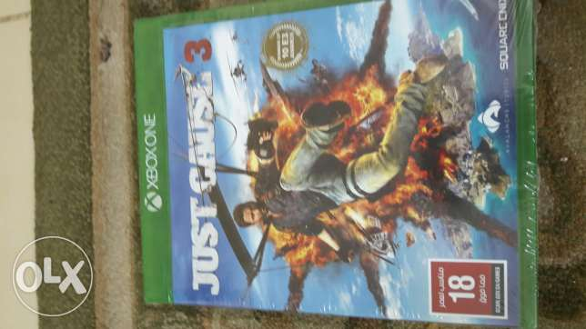 Just cause 3 xbox 1