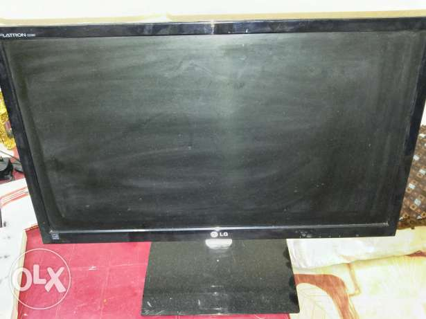 For sale LG full HD 23 inches led monitor like new