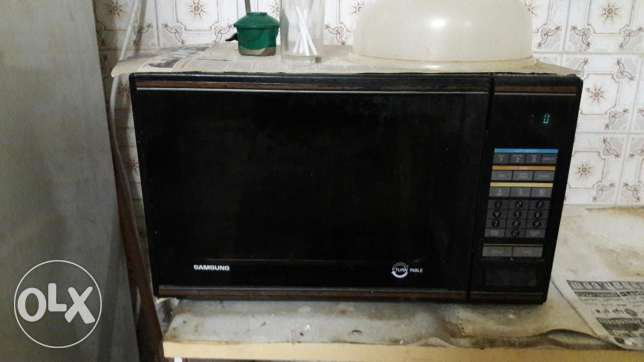 2Microwave ovens