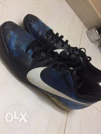 LIMITED EDITION mercurial cr7 nike space edition