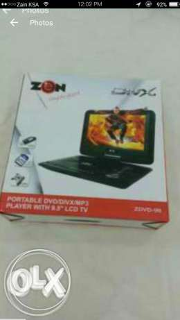 Zen dvd player