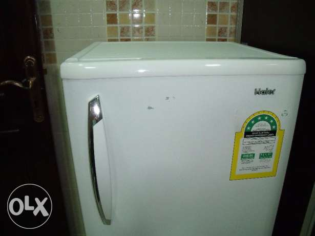 Fridge - in clean and very good condition رأس تنورة -  7