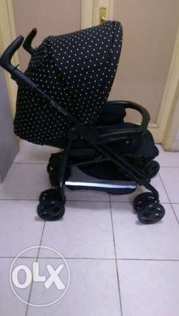 Mama's and Papa's car stroller