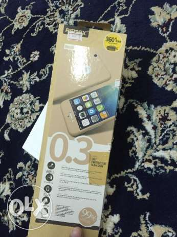 IPhone 6 16 gb gold FaceTime with with all accessories origional cover جدة -  2