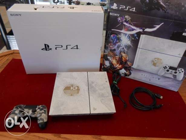 Brand New Original Sony PlayStation 4 500GB