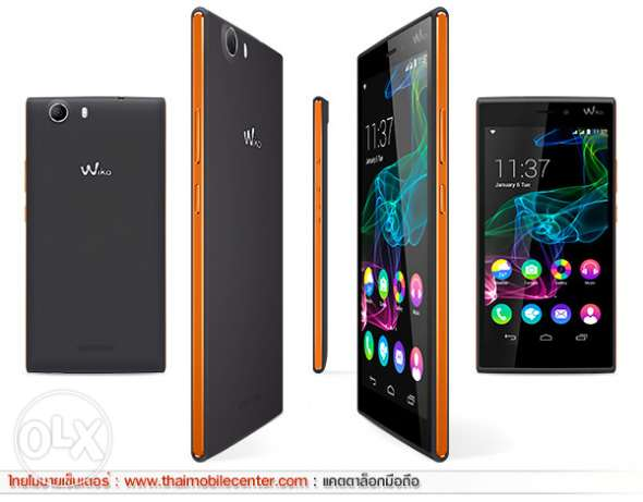 Wiko Ridge 4g ( Made In France )