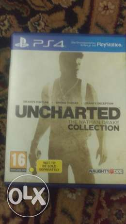 Uncharted collection {1-2-3} انشارتد