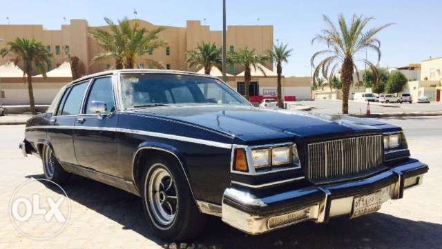 For Immediate sale BUICK Park Avenue 1983