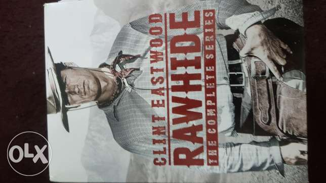 Rawhide 1959 TV Series