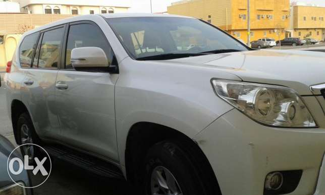 I would like to sell my Toyota land cruiser prado car