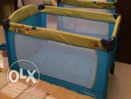 Baby foldable park