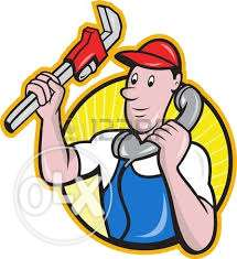 Please call us for any kind of plumber and electrician work