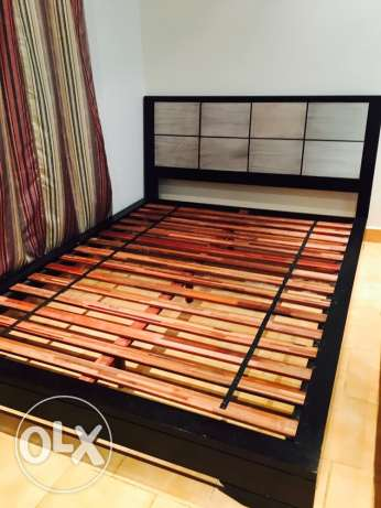 Japanese king size bed for sale