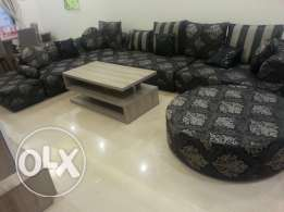 Modulable sofa 7 pcs