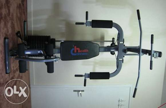 Fitness Strength Trainer Multi Gym الخبر -  1