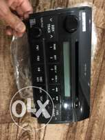 almost new original standard TOYOTA Sequoia CD